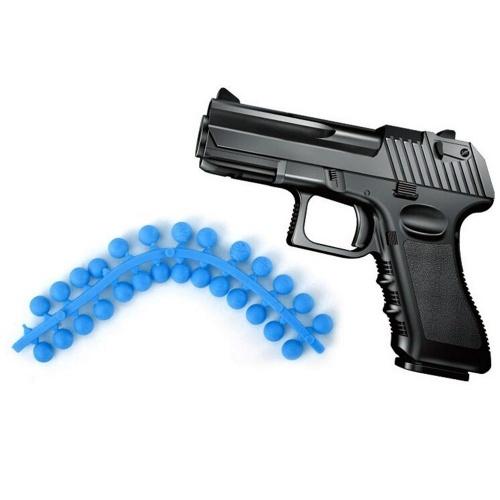 Soft Bullet simuliert CS im Freien gegen Kindergeschenk Kids Cap Pistol Safe Peashooter
