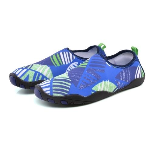Unisex Männer Frauen mehrzweck Outdoor Sports Liebhaber Strand Schwimmen Wasser Schuhe Atmungsaktive rutschfeste Quick-Dry Barefoot Watschuhe
