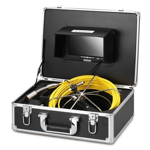 WP71AL Канализационная система контроля канализационной канализации Видеокамера с кабелем длиной 40 м фото