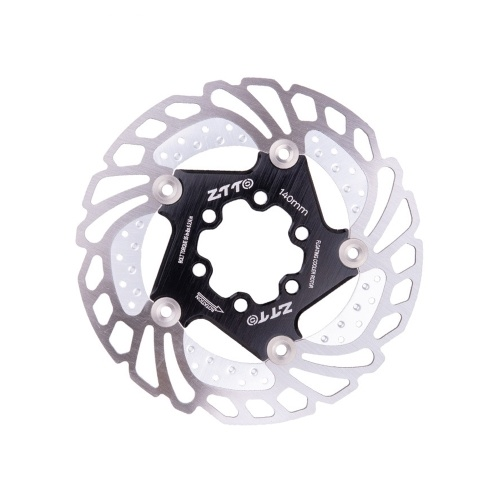 MTB DH Bicycle Disc Brake Cooling Floating Rotor