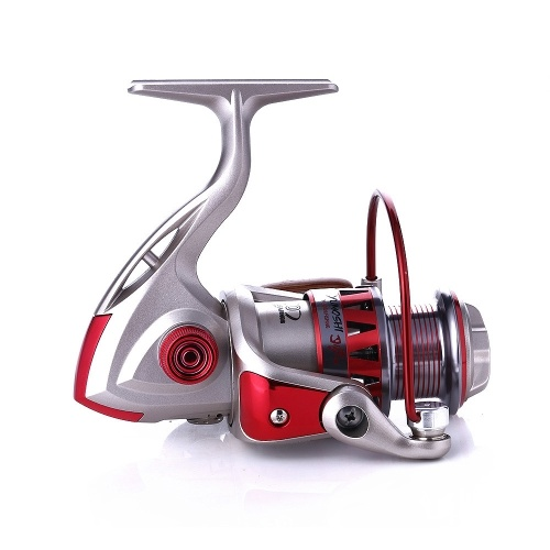 HENG JIA Metal Water Resistant Carbon Drag Spinning Reel