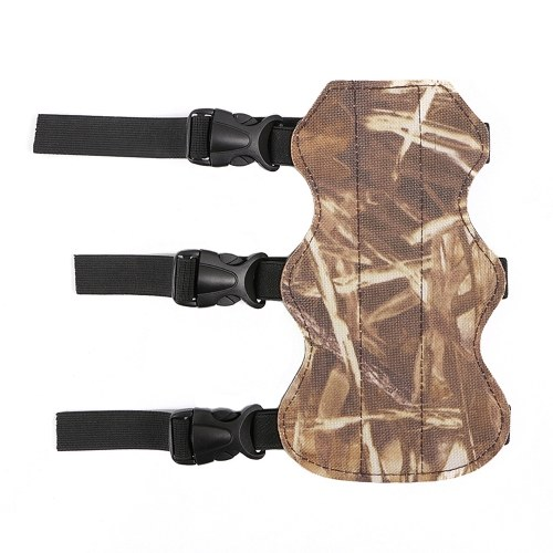 3 Straps Archery Arm Protector Guard thumbnail