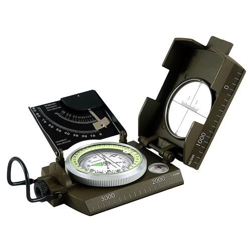 Bússola de Observação Lensática Óptica com Bolsa