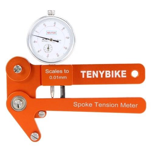 Fahrradspeichen-Spannungsmesser-Radfahrenradspeichen