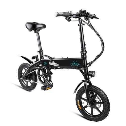 FIIDO D1 Vélo Eletric à assistance électrique pliable de 14 pouces
