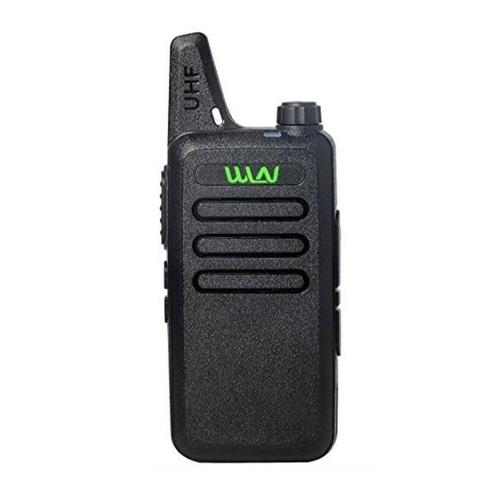 UHF портативная радиостанция