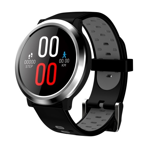 Sports Bracelet With Step Counting Heart Rate Detection