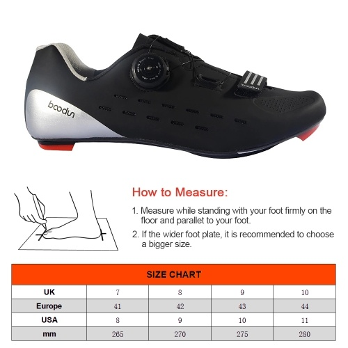 Шоссейная велосипедная обувь Сверхлегкий карбоновый дорожный велосипед Спортивная обувь для верховой езды
