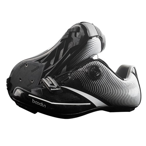 Road Cycling Shoe Ultralight Nylon TPU Road Bike Athletic Riding Shoes