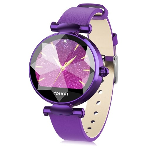 Smart Watch Women 1.04In IPS Screen Touch Fitness Tracker Watch