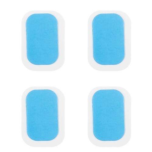 2 Packs 4 PCS Hydrogel Abdominal Gel Stickers