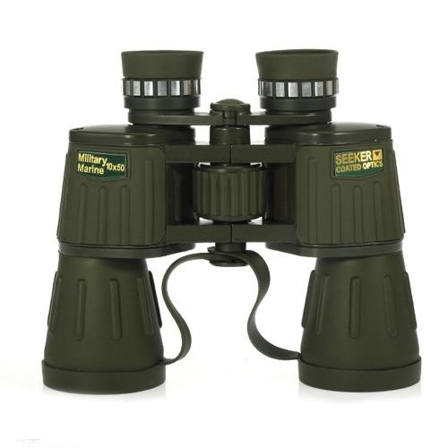 Handheld Wandern 60x50 Army Zoomable Leistungsstarkes Fernglas