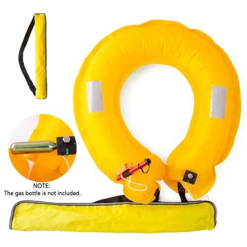 Life Belt Manual Inflatable Life Buoy Waist Belt