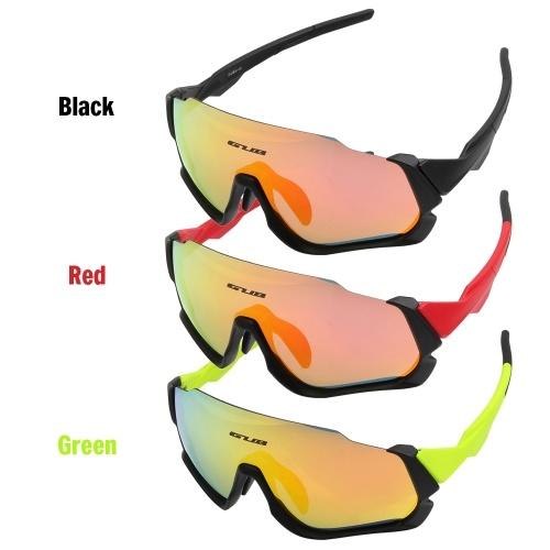 Image of Radfahren Sonnenbrillen UV-Schutz Polarisierte Fahrradbrille Sportbrillen Brillen für Männer Frauen