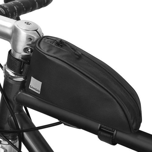 Bolsa de tubo superior de bicicleta Bolsa de cuadro de bicicleta