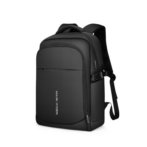 Multi-Function Leisure Backpack With USB Charge Port