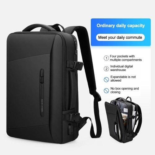 Waterproof USB Business Backpack