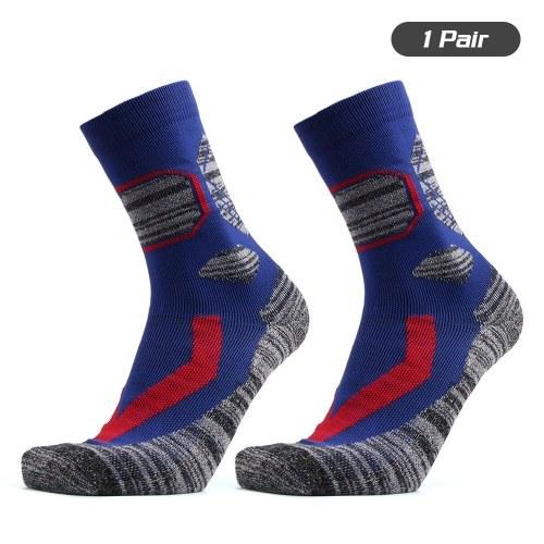 Unisex Ski Socks Anti Slip Sports Performance Thermal Cotton Trekking Socks