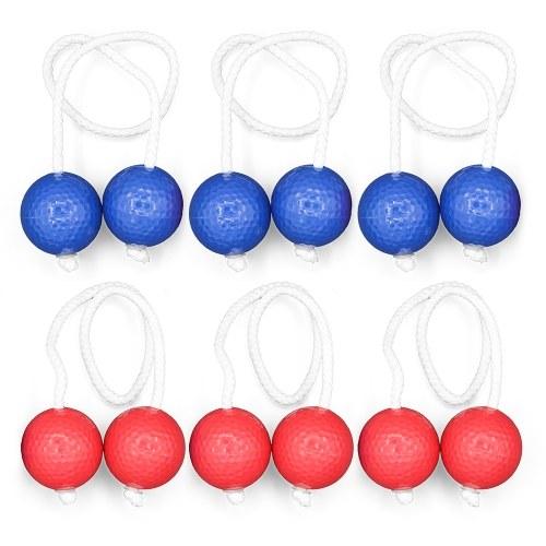 6 Set Ladder Toss Ball Golf Ball Bolas