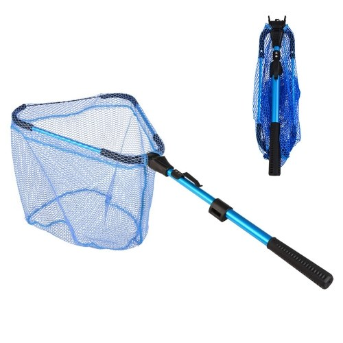 2 Section Collapsible Fishing Net