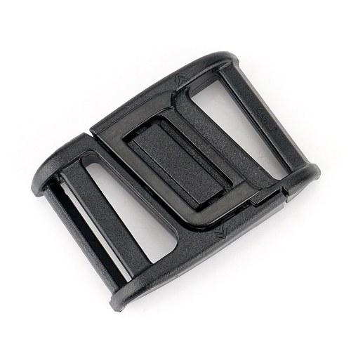 Universal Magnetic Kunststoff Schnalle Gürtel seitliche Entriegelungsschnalle DIY Gürtelschnalle für Gürtel Rucksack Gepäck