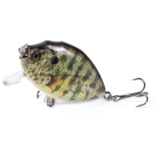 6cm 15g Mini señuelo de pesca Wobbler