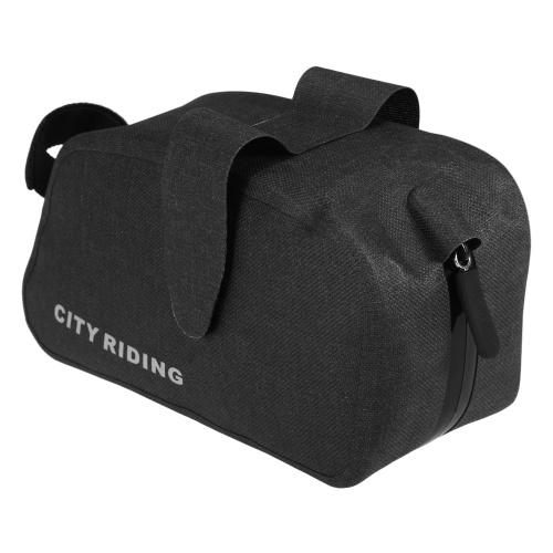Rainproof Bike Saddle Bag Cycling Seatpost Bag MTB Bike Seat Bag Image