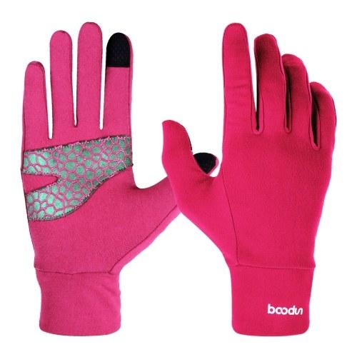 Thermische Touch-Handschuhe für den Außenbereich