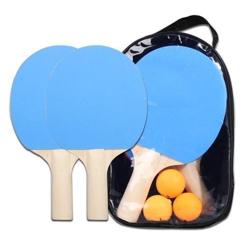 Leichtes Tischtennisschläger- und Ballset