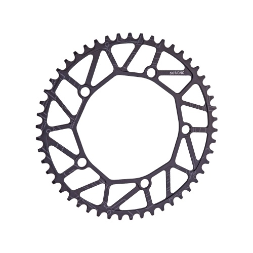30 BCD 9 10 11 Speed Hollow CNC Alloy Single Disc Chainwheel