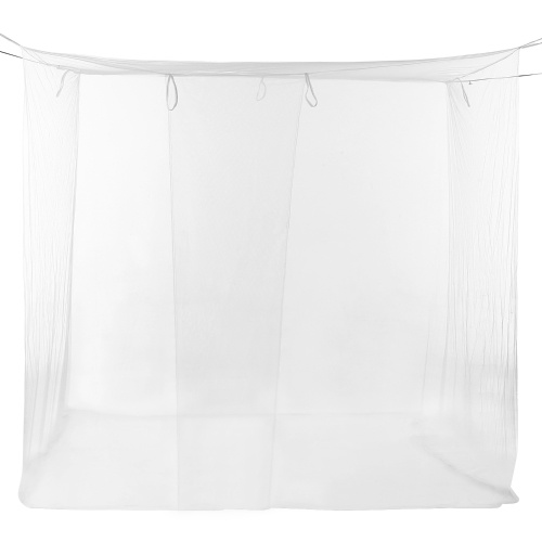 White Camping Mosquito Net Outdoor Anti-mosquito Insect Mesh Tent Net