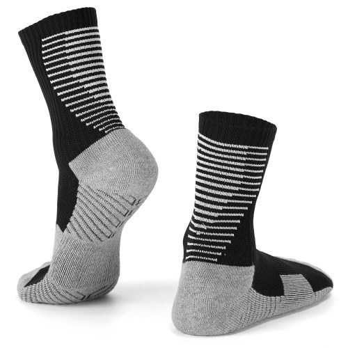 Soccer Socks Team Sports Socks Outdoor Fitness Breathable Quick Dry Socks Wear-resistant Athletic Socks Anti-skid Socks For  Adult Youth Kids