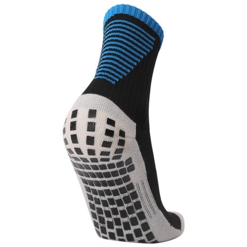 Anti-Rutsch-Fußball-Socken Mannschaftssport-Socken Outdoor-Fitness Atmungsaktive Schnelltrocknungssocken Verschleißfeste Sport-Socken Anti-Rutsch-Socken Für Fußball-Basketball-Hockey-Sportarten
