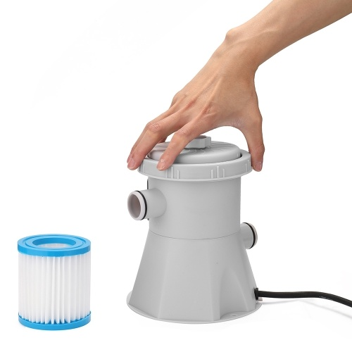 Electirc Schwimmbadfilterpumpe Poolpumpenfilter Kit
