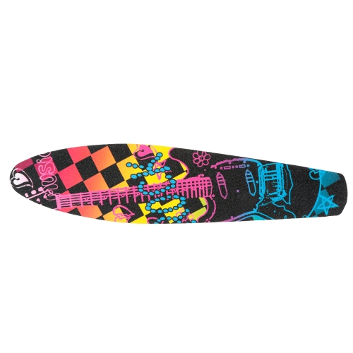 52*12cm耐腐食性スケートボードグリップテープシート
