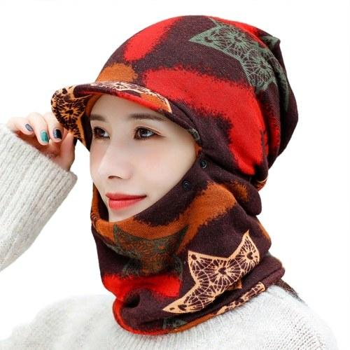 Зимняя теплая маска для лица, крышка для лица в холодную погоду, шапки для женщин