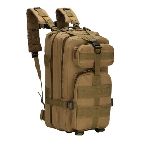 Outdoor Backpack Mountain Hiking Daypack Camouflage Large Capacity Multi Pockets Webbings Rucksacks