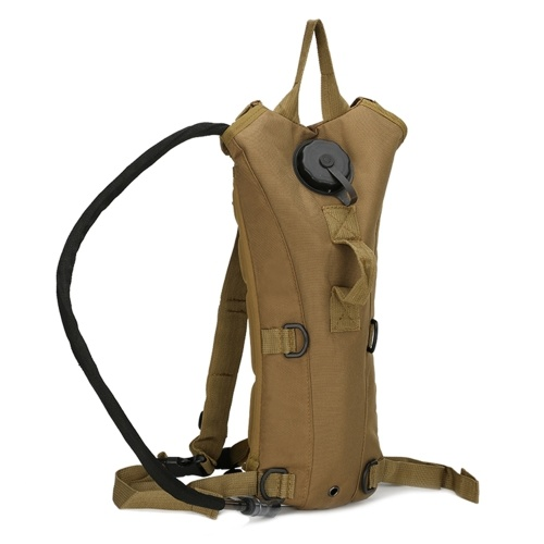 Hydration Backpack with 3L Bladder Camouflage Cycling Hiking Running Climbing Outdoor Water Bags