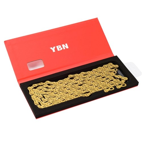 10 / 11 Speed Bicycle Chain Hollow Mountain Bike Road Bicycle Chain 116 Links Image