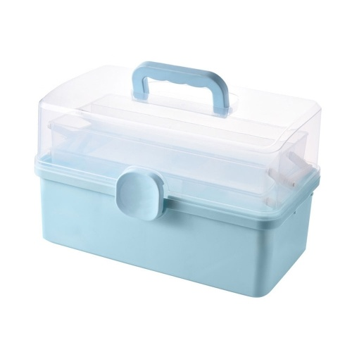 Medicine Boxes Storage Box Large Capacity First Aid Kit Storage Box for Medical Medicine Mask-Storage Organizer