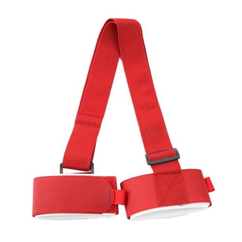 Ski Pole Carrier Straps Shoulder Sling Ski Gear Holder Hanging Kit Ski Accessories for Men Women Kids