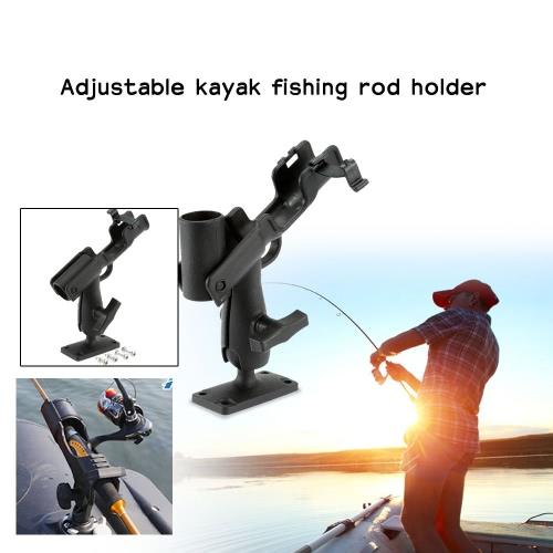 360 gradi regolabile Kayak canna da pesca titolare 3,2 cm diametro portacanna per barca Kayak