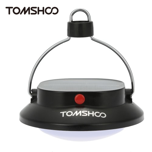TOMSHOO 200LM 12LED 3 Modus-im Freien bewegliche kampierende Innenlampe