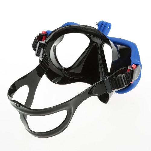 Lixada Erwachsenen tauchen Schnorcheln schwimmen eingestellt, gehärtetem Glas Tauchen Maske Brille + voll trockener Schnorchel