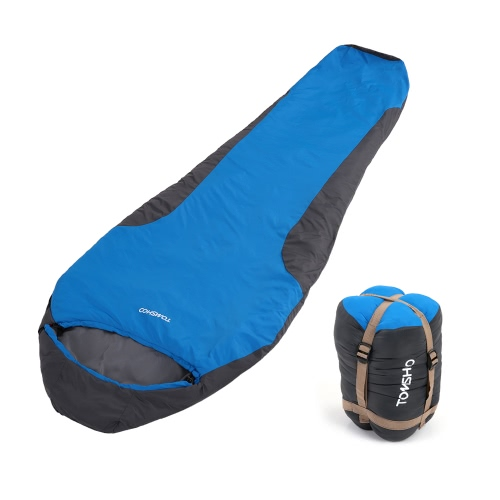 TOMSHOO thicken winter Sleeping Bag Outdoor Sleeping Bag