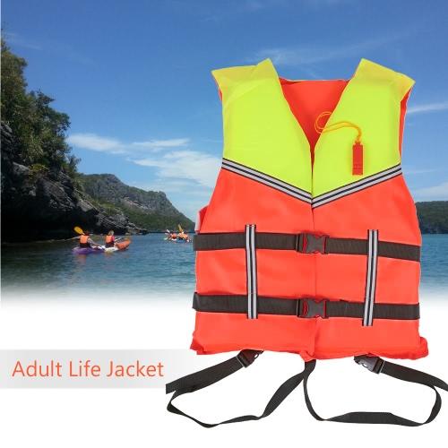 Giacca adulti Lifesaving vita galleggiabilità Aiuti Nautica Surf lavoro Vest Abbigliamento Nuoto Marine Life Jackets sicurezza sopravvivenza Suit esterna Sport acquatico Nuoto Pesca alla deriva