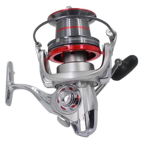 GTS9000 Профессиональная прядильная рыболовная катушка