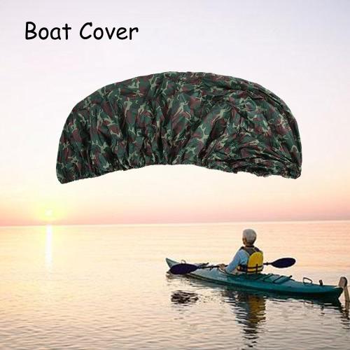 11-22 piedi Motoscafo barca copertura V-scafo copertura in poliestere taffetà UV idrorepellente con Storage Bag