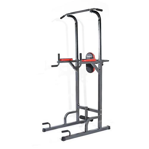 TOMSHOO Verstellbare Starke Stahl Fitnessgeräte