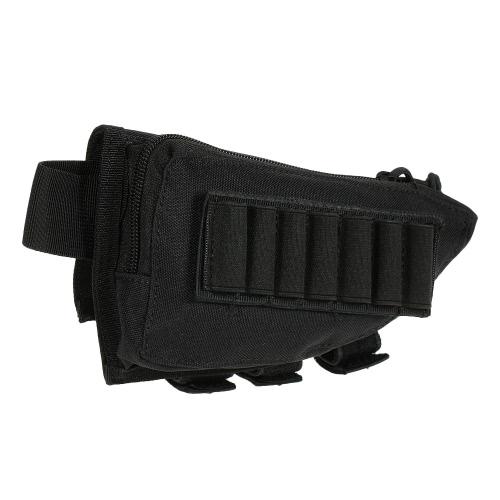 Приклад мешок Тактический мешок Охота аксессуаров сумка держатель Carrier Обмундирование Утилита Набор инструментов для Щека Pad Design